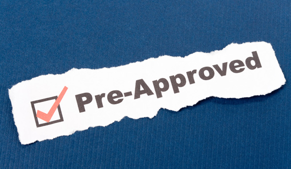 6 Reasons Your Should Get Pre-Approval