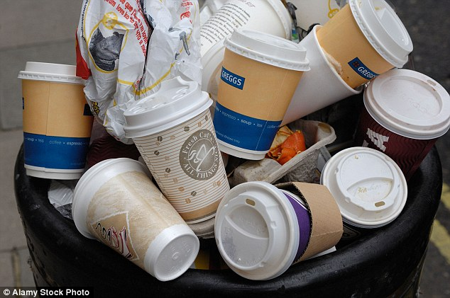 Are Takeaway Coffee Cups Recyclable?